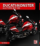 Buch Ducati Monster - Alle Twins seit 1993